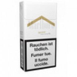 Marlboro Gold 100 Box Aktion mit Gratis Feuerzeug- 1 Original Stange mit 10 Päckli