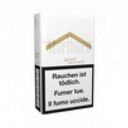 Marlboro Gold  Box - 1 Original Stange mit 10 Päckli