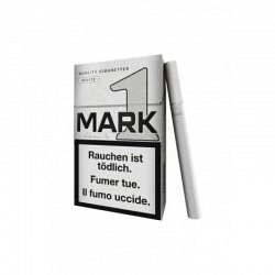 Mark No. 1 NEW White Box - 1 Original Stange mit 10 Päckli