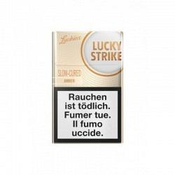 Lucky Strike Blue Box LEP Aktion- 1 Original Stange mit 10 Päckli