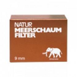 White Elephant Meerschaumfilter 9 mm -10 x40 Stck - 1 Original GPK mit 10 Stck
