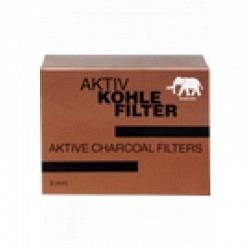White Elephant Aktivkohlefilter  9 mm- 10 x 40 Stc.k - 1 Original GPK mit 10 Stck
